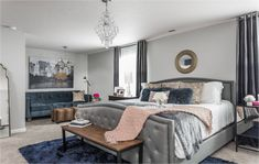 Modern Interior, Bedroom, America, Furniture, Design, Home Decor, Decoration Home, Room Decor