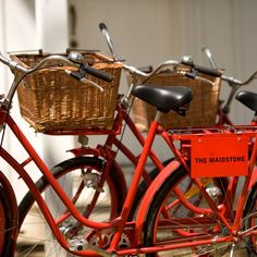 Bespoke Kronan bikes