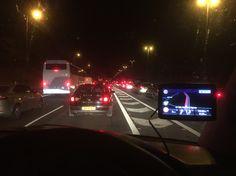 A1 congestion.