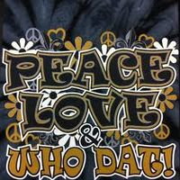 New Orleans Saints' Who Dat Nation gets a new prayer for a new season of glory Saints Days, New Saints, Blue Party Decorations, New Orleans Saints Football, Who Dat, New Orleans Louisiana, Peace And Love, Funny Quotes, Sayings