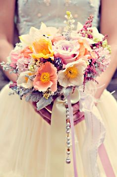 This bouquet is beautiful