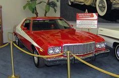 1974 Ford Torino from Starsky & Hutch. Photo: Wikipedia