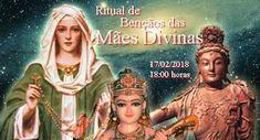 Morada do Xamã: Ritual de Bençãos das Mães Divinas