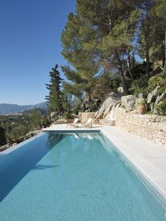 In Mallorca a house with view