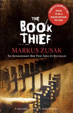 The Book Thief. The extraordinary #New York Times bestseller that is now a major motion picture, Markus Zusak's unforgettable story is about the ability of books to feed the soul.
