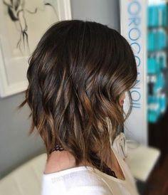 10 coupes de cheveux bob marron foncé pour 2018