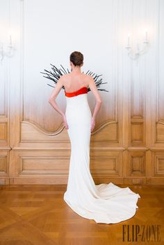 Stéphane Rolland Fall-winter 2014-2015 - Couture - http://www.orientpalms.com/stephane-rolland-4810