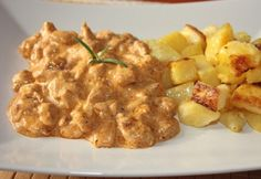 Hungarian Recipes, Menu Planning, Viera, Risotto, Mashed Potatoes, Macaroni And Cheese, Main Dishes, Pork, Tasty