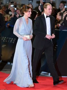 Fans of the franchise: The crowd at the premiere had their cameras at the ready as the Roy...
