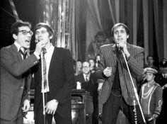Le cinque canzoni italiane più vendute degli anni '60