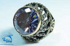 انگشتر طرح آمتیست دایره ای عثماني Ottoman Empire, Rings For Men, Fashion Design, Wedding, Jewelry, Valentines Day Weddings, Men Rings, Jewels, Mariage