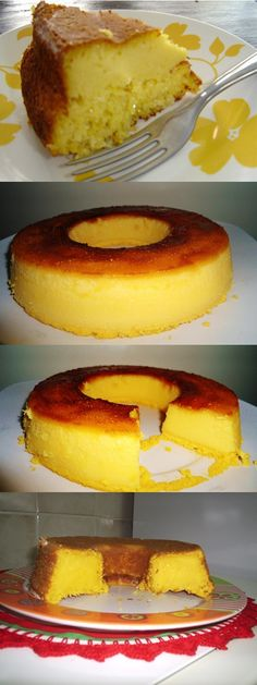 My Recipes, Sweet Recipes, Cake Recipes, Cooking Recipes, Favorite Recipes, Cupcakes, Cupcake Cakes, Portuguese Desserts, Good Food