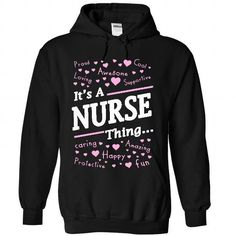 Nurse Thing - #funny gift #hoodie for teens. LOWEST SHIPPING => https://www.sunfrog.com/No-Category/Nurse-Thing-5381-Black-29181932-Hoodie.html?id=60505
