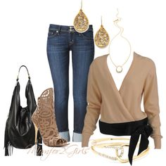 """""""Always Time For Cashmere"""" by momfor2girls on Polyvore"""