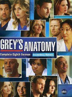 Greys Anatomy - Season 8 Poster