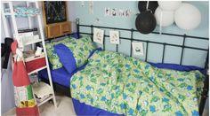 Jurassic Navy Blue Dinosaur Bedding Set Bed Sheets Online, Cheap Bed Sheets, Dinosaur Bedding, Cartoon Styles, Duvet Cover Sets, Bedding Sets, Comforters, Navy Blue, Blanket