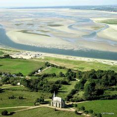 Baie de Somme in Picardy