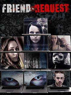 Friend Request The dangers of social networks can be seen in Collateral Beauty FRIEND REQUEST, the new teen horror title directed by Simon Verhoeven and from which you can see official trailer and a series of images below. Movies 2019, Hd Movies, Horror Movies, Movies To Watch, Movies Online, Horror Film, Movie Songs, Comedy Movies, Pixar