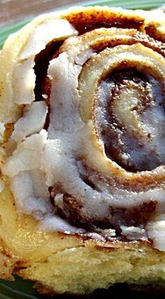 Amish Cinnamon Rolls ❊