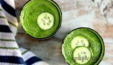 Zielony sok - detoks dla wątroby