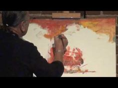 """Victor Beltran paintings at Mussorgsky's """"Pictures at an Exhibition"""" #4 - YouTube"""