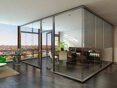1000 images about cloison verre on pinterest glass - Cloison en verre style atelier ...