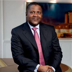 BÉNIN :: Aliko Dangote, l'homme d'affaires nigérian fustige la candidature de Lionel Zinsou :: BENIN - Camer.be