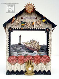 Sea Adventure Theatre - Nichola Battilana