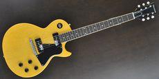 EDWARDS / E-LS-95LT TV Yellow Guitar Free Shipping! δ