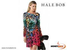 MONEYBACK MEXICO. The prestigious brand HALE BOB sells clothes for modern, fashion forward women, their products are distinguished by the quality fabrics and exclusive prints in bright colors. Shop HALE BOB in Cancun, Guadalajara or San Miguel de Allende in Mexico and get a tax refund for foreign visitors! #moneyback www.moneyback.mx
