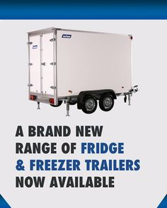 Fridge and freezer trailers perfect for the fishery, food and event industry for the storage and transportation of fresh foods and beverages. Utilising a govi system they'll keep your produce fresh and cool!