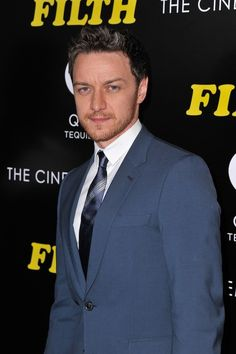 James McAvoy. | The Official Ranking Of The 21 Hottest Scottish Men In Hollywood