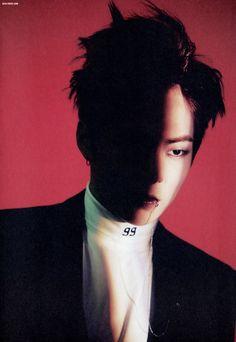 ❮ XIUMIN ❯  EX'ACT: MONSTER