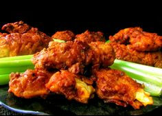 Spice up your Super Bowl with Oven Fried Peach BBQ Boucan Chicken ...