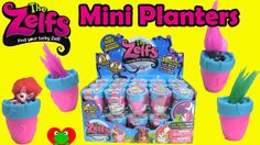 Zelf Mini Planters Love Your Zelf Full Case of Trolls