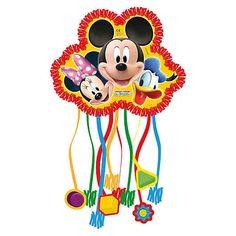 Pull-Pinata Playful Mickey, Disney Mickey Mouse & friends | myToys
