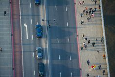 Photos of the Day: Aerial Photographs of London by Jason Hawkes. Jason Hawkes has specialized in aerial photography since is based just outside City From Above, London Bridge, London Photos, Birds Eye View, Day For Night, Aerial Photography, Photographs, Wordpress, River