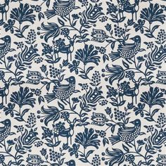 Koss - Jaclyn Smith - Navy Navy Fabric, Drapery Fabric, Fabric Decor, Navy Wallpaper, Graphic Wallpaper, Wallpaper Ideas, Calico Corners, Bedding Sets Online, Jaclyn Smith