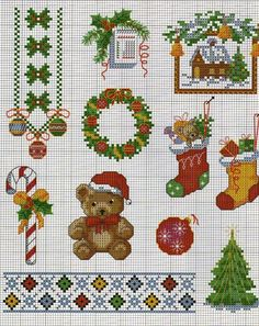 Gallery.ru / Фото #10 - Новогодние миниатюры - Los-ku-tik