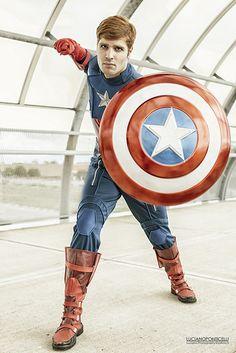 Captain America | Romics 2013