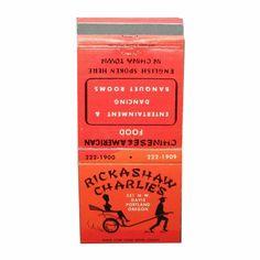 #matchbook #pdx #chinesefood #friedrice #rickshaw