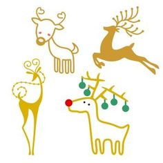 Animated Holiday Christmas Reindeer Svg Cuttable DesignsCuttable Design Cut File. Vector, Clipart, Digital Scrapbooking Download, Available in JPEG, PDF, EPS, DXF and SVG. Works with Cricut, Design Space, Sure Cuts A Lot, Make the Cut!, Inkscape, CorelDraw, Adobe Illustrator, Silhouette Cameo, Brother ScanNCut and other compatible software.