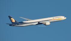 Jet Airways, Boeing 777, Aviation, Aircraft, Planes, Airplane, Airplanes, Plane