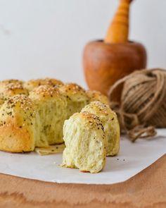 Dill and Cream cheese potato rolls @Belinda Lo