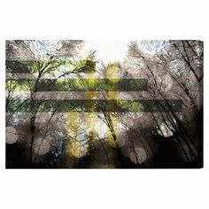 Hand-stretched canvas print of a forest in winter. Made in the USA.  Product: Wall artConstruction Material: Fine art canvas and woodFeatures:  Limited open edition with certificate of authenticity by the artist Made in USAArrived ready to hangNote: Hanging hardware included