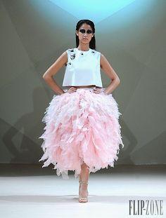 Jean Louis Sabaji Fall-winter 2014-2015 - Couture
