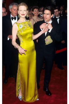 Nicole Kidman in John Galliano for Christian Dior. The Oscars, 1997. I have always loved this dress!