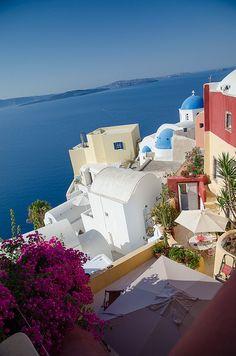 Greece - Oia - Santorini