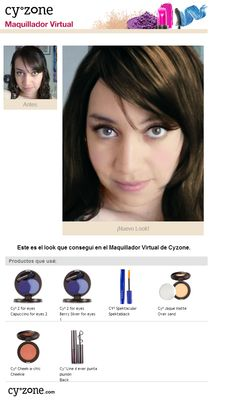 que utilizo maquillador virtual