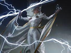 Storm Comic, Storm Xmen, Storm Marvel, Marvel Comic Universe, Marvel Art, Marvel Dc Comics, Spiderman Vs Superman, Batman, Comic Character